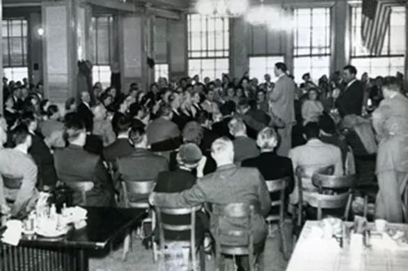 FGBMFI Veranstaltung 1953