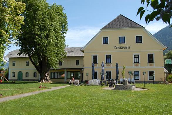 Putterseehof in Aigen im Ennstal