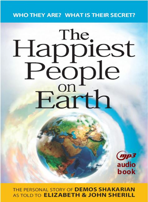 The Happiest People on Earth Cover
