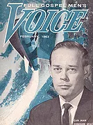 Voice Cover Februar 1963