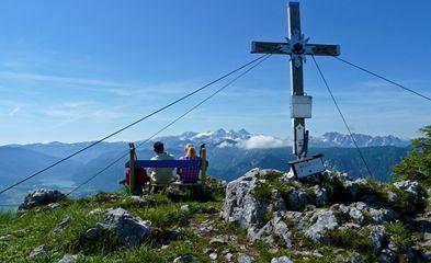 Wandertag 2020 Gipfelkreuz