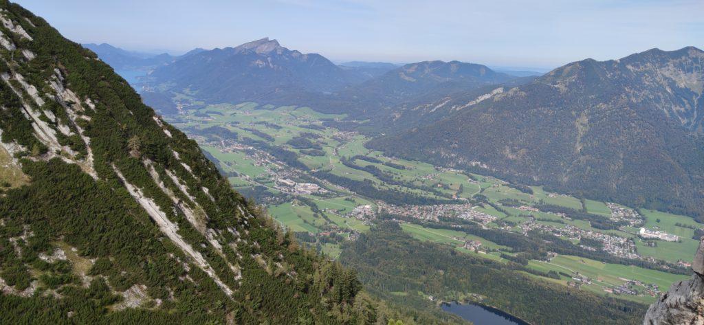 Wandertag 2020 Aussicht Bad Ischl